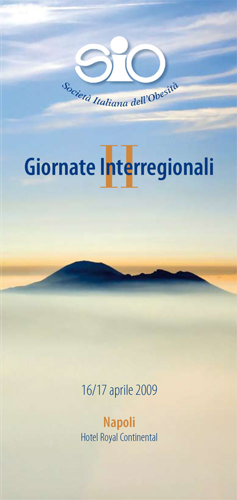 II giornate interregionali 1-17 aprile 2009 - Napoli